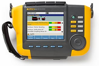 Fluke 810 Handheld Vibration Testers