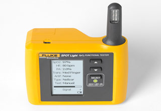 ProSim SPOT Light spo2 tester pulse oximeter analyzer