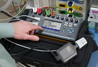 ProSim 8 Vital Signs ECG Patient Simulator