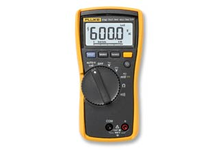 114 Electrical Multimeter by Fluke