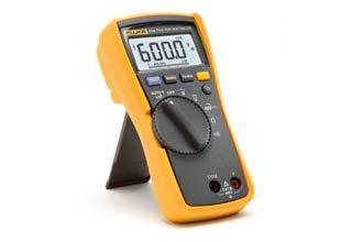 Fluke 114 Electrical Multimeter Kit