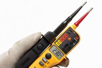 Testery napięcia i ciągłości obwodu T90/T110/T130/T150