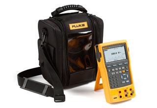 Documentación de calibrador de proceso 754 de Fluke
