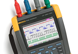 Outil de diagnostic ScopeMeter® Fluke 190 Series II